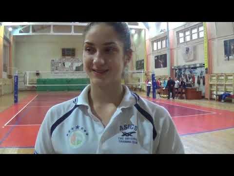 Sportbuk: Відкрите тренування ВК «Буковинка» (Катя Дробот)