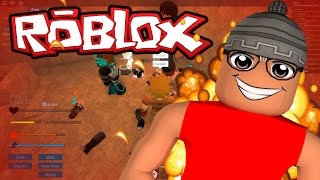 Roblox - A Tumba do Boss LVL 120 ( Arcane Adventures ) #3