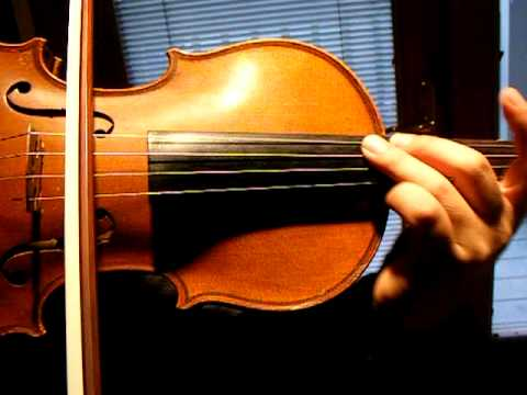AIR ON A G STRING, JS BACH, Solo Violin Sound Sample, Student Violinist, Eboyinc