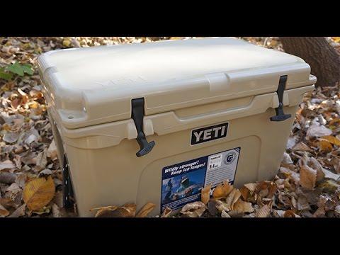 Yeti Tundra 45 Cooler - 50 Campfires