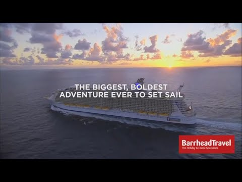 Royal Caribbean Cruise Deals 2017 / 2018 | Harmony of the Seas