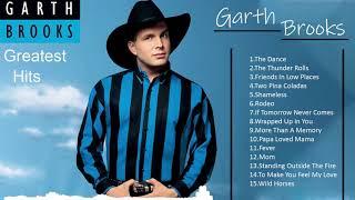 Garth Brooks: Greatest Hits | Best Of Garth Brooks Playlist 2021