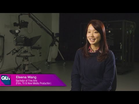 QUT Film, TV and New Media Production international student shares her story