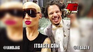 Eric Andre Admits He Hooked Up With Amber Rose