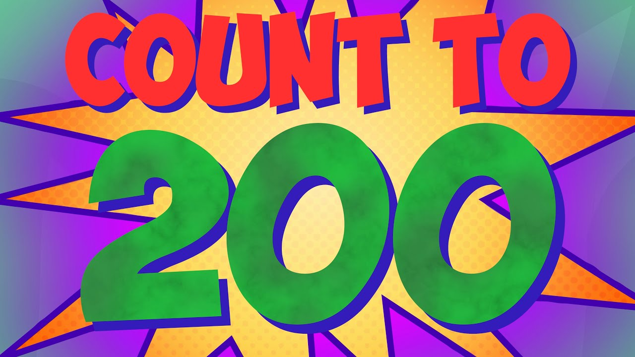Download Count to 200 and Exercise! | Jack Hartmann Counting Song | Numbers Song