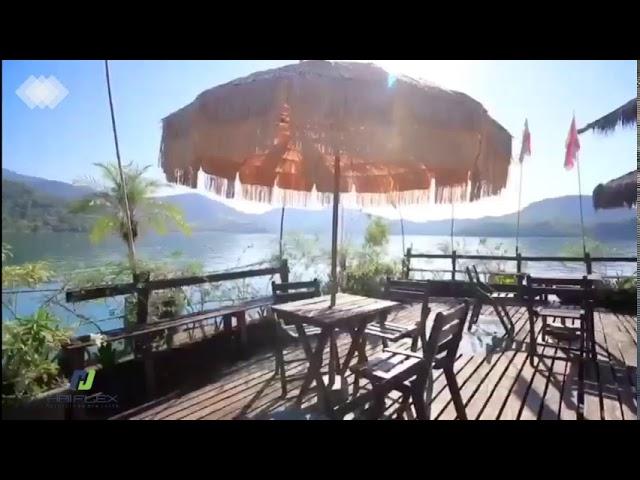 A Haiflex leva você para uma Ilha Paradisiaca | Ilha do Breu