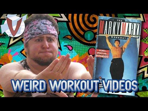 Weird Workout Videos [JonTron - RUS RVV]