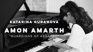 Guardians of Asgaard - Amon Amarth - keyboard version (piano tribute)