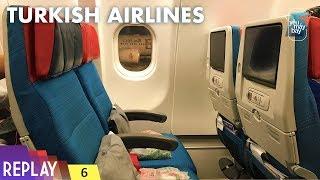 REPLAY #6: Ba chuyến bay với Turkish Airlines & hành trình khám phá Thổ Nhĩ Kỳ | Yêu Máy Bay
