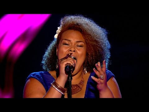 Lara Lee performs 'There Are Worse Things I Could Do' - The Voice UK 2015: Blind Auditions 6 - BBC