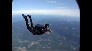 Jerry Lo - skydive #30 West Point