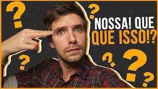 como eu aprendi português? qual minha idade? askalexei