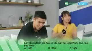 Hot   Duy Mạnh goi điện thoại cho Xuân Trường
