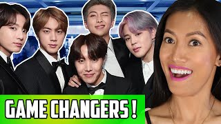 BTS - Contributions To Music Reaction Insight On The Kpop Band Inspiring The World!