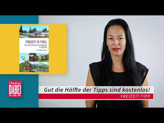 Freizeit-Tipp Oberland DABEI - 17.9.2021