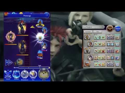 FFRK FF VII - The Second Coming - Shinra Building (Ultimate) (Cid Mission)