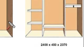 Как выбрать наполнение шкафа купе от компании Мебельный Магнат