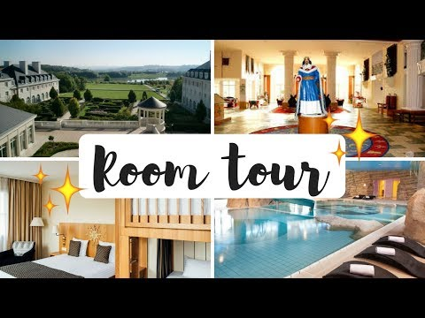 ROOM TOUR HOTEL VIENNA HOUSE DREAM CASTLE A DISNEYLAND PARIS