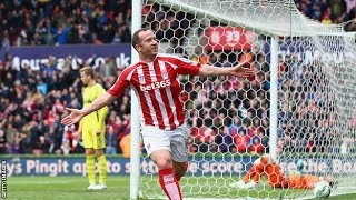 Video Gol Pertandingan Stoke City vs Tottenham Hotspur