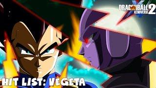Hit List: Prince of all Saiyans, Vegeta! Rhymestyle vs NeoGodGoku | Dragon Ball Xenoverse 2