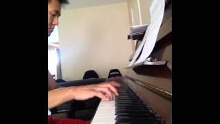 Zedd Spectrum Piano Transcription