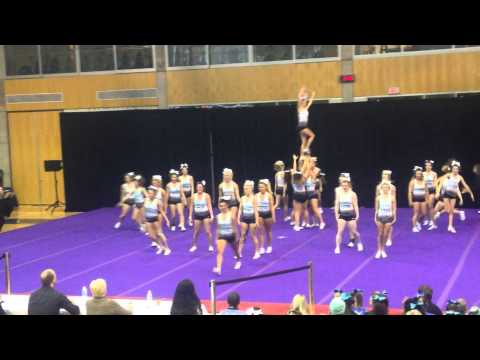 Cheer Sport Great White Sharks 2014-2015