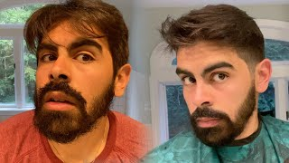 Self Haircut w/ CLIṖPERS on TOP | How to Cut Your Own Hair