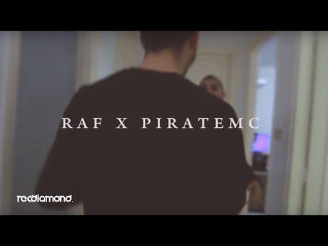 Raf Feat Piratemc - Te Quiero  (Official Video)
