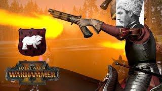 WELCOME to KISLEV?! - vs Norsca // Total War: Warhammer II Online Battle