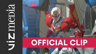 Infini-T Force - Official Clip