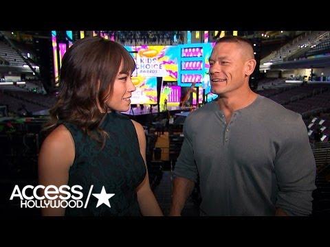 John Cena Talks Hosting The 2017 Kids