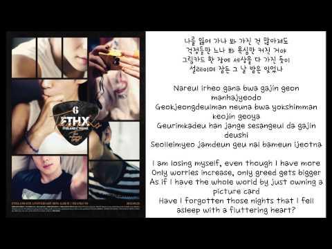 FT Island (에프티 아일랜드) - Falling Star [ENGLISH SUBS+HANGUL+ROMANIZATION LYRICS VIDEO + DL]