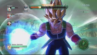 Dragon Ball Z Battle of Z All Special Attacks