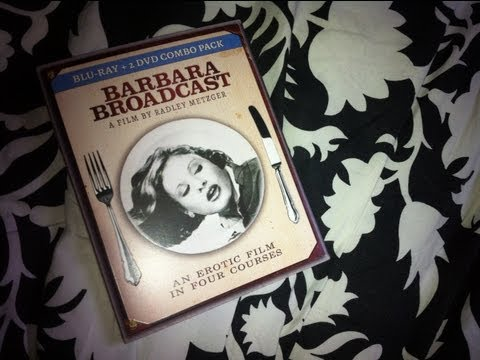Inside Look: Barbara Broadcast Distribpix Blu-ray/DVD Combo Release