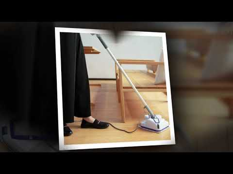 LIGHT 'N' EASY Mop Cleaning Steamer for Hardwood Tile and Laminate Floor S7338