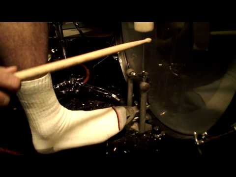 JOHN BONHAM ★ BASS DRUM PEDAL TECHNIQUE ★ LESSON