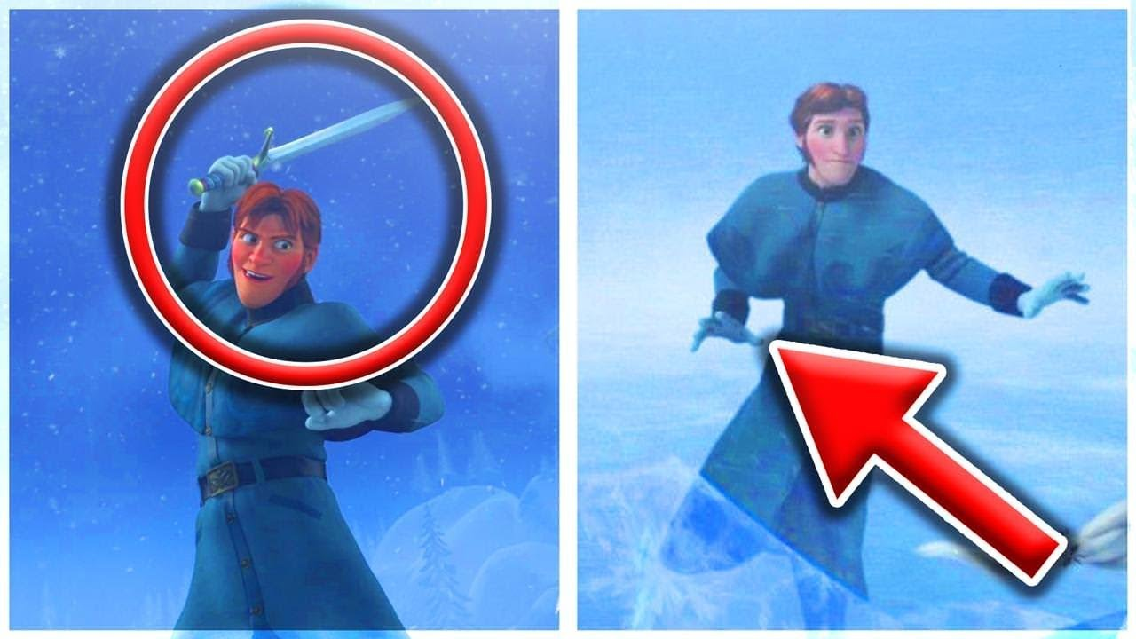 Download 10 Editing Mistakes You Missed in Frozen (Frozen Movie)