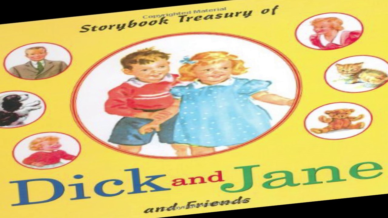 Opinion treasury of dick and jane opinion you