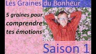 GB#13 - 5 graines pour comprendre vos émotions