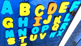 Учим Буквы Английского Алфавита   Детская Песенка   Alphabet song