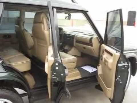 2000 land rover discovery series ii - youtube