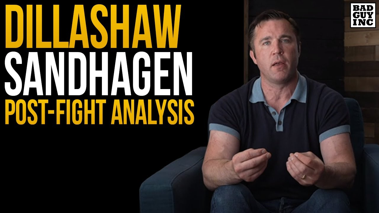 Dillashaw vs Sandhagen: Post-Fight Analysis