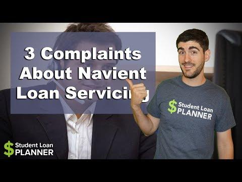 Top 3 Complaints About Navient Loan Servicing | Student Loan Planner