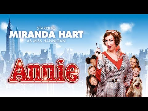 Annie: The Musical And School Of Rock: The Musical Review