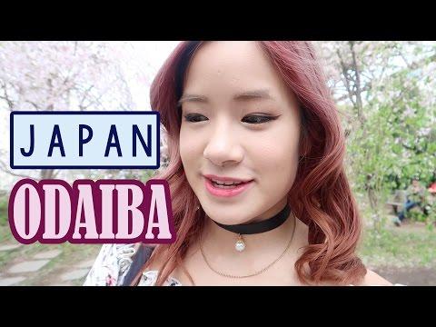 Day in Odaiba | Shopping & Pokemon