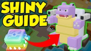 Pokemon Quest Shiny Guide - How To Get Shiny Pokemon In Pokemon Quest!