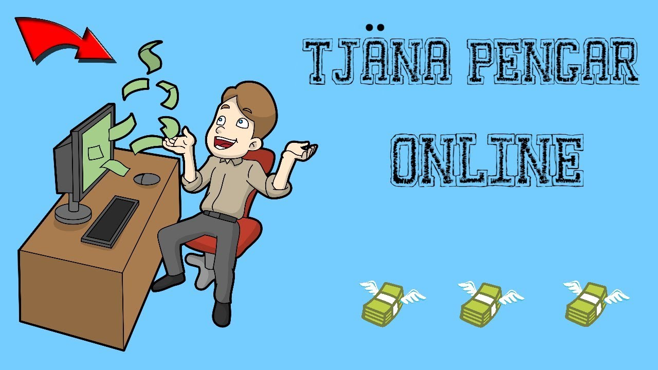youtube tjäna pengar
