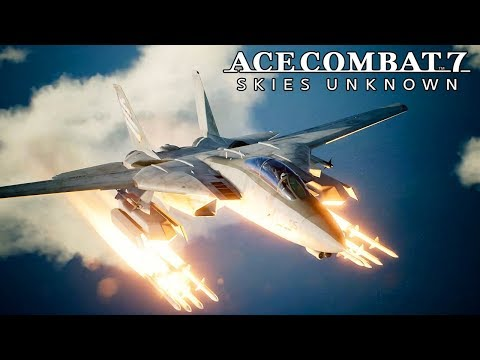 ACE COMBAT 7 - Launch Trailer @ 1080p (60ᶠᵖˢ) ᴴᴰ ✔