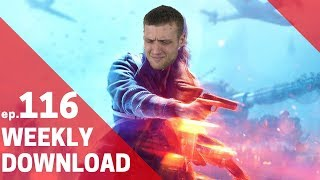 Battlefield 5 is Here, Newegg Black Friday Starting Now, 7nm AMD CPUs! -- Weekly Download #116