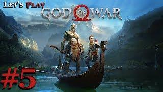 God of War (2018) PS4 - Part 5 - Jötunheim or Bust